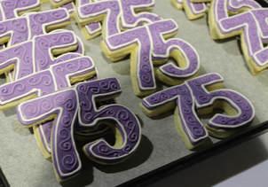 75 Cookies