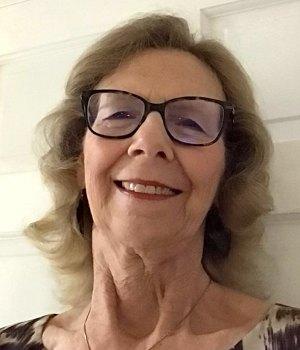 Betty Amey headshot