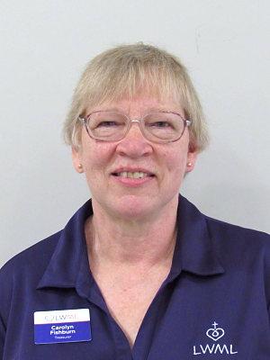 Carolyn Fishburn Headshot