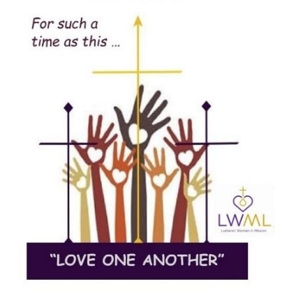 KAOL Love One Another logo