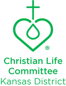 KSLWML Christian Life Committee Green logo
