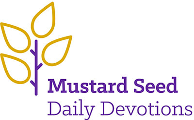 Mustard Seed Daily devotions logo