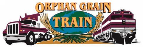 Orphan Grain Train Logo
