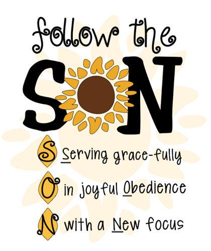 Follow The Son Prez Msg