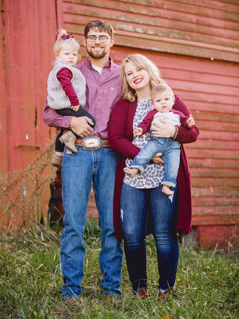 rachel debusk ywr family photo